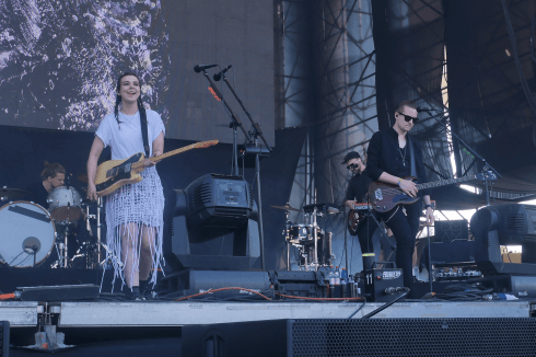 01 Of Monsters And Men @ Loolapalooza Chile 2016