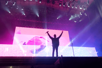 01 The Weeknd @ Lollapalooza Chile 2017