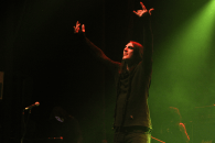 03 Motionless In White @ Teatro Cariola 2015
