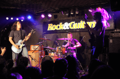 04 Stoned Jesus @ Club Rock & Guitarras 2016