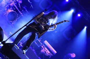 07 Children Of Bodom @ Teatro Cariola 2016