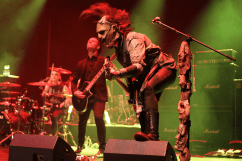 08 Motionless In White @ Teatro Cariola 2015