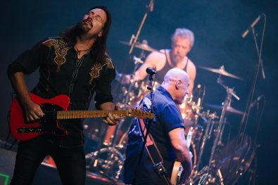 09 Creedence Clearwater Revisited @ Teatro Caupolicán 2015