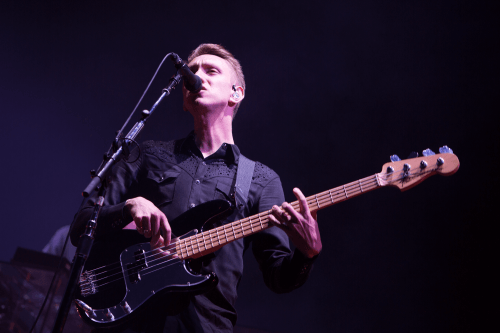 09 The xx @ Lollapalooza Chile 2017