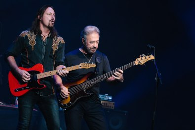 12 Creedence Clearwater Revisited @ Teatro Caupolicán 2015