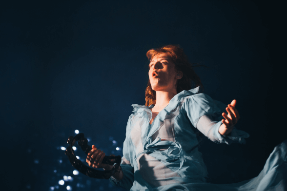 12 Florence + The Machine @ Lollapalooza Chile 2016