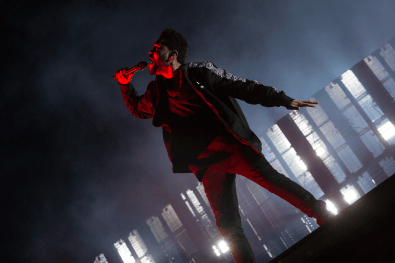 12 The Weeknd @ Lollapalooza Chile 2017