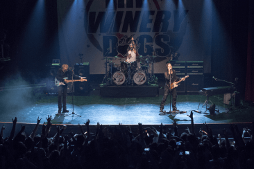 13 The Winery Dogs @ Teatro Cariola 2016
