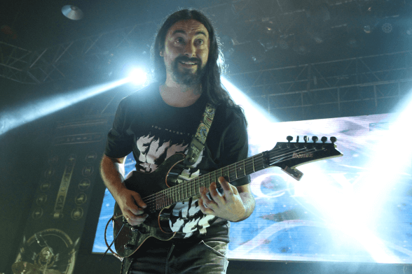 17 WarCry @ Teatro Caupolicán 2016