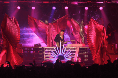 20 Empire Of The Sun @ Teatro la Cúpula 2015