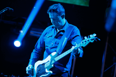 23 New Order @ Teatro Caupolicán 2016