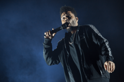 24 The Weeknd @ Lollapalooza Chile 2017
