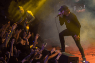 25 The Amity Affliction @ Club Blondie 2017