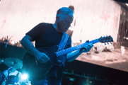 30 New Order @ Teatro Caupolicán 2016