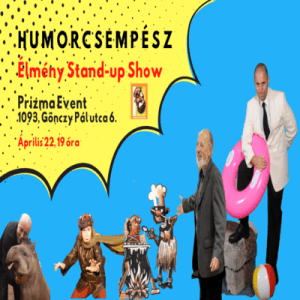 Stand up élmény show