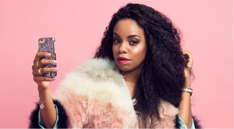 British Comedian London Hughes And Will Packer Productions Team Up For New Comedy Film 'Hot Mess'