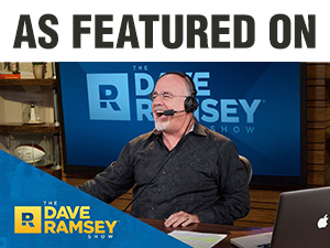 As Featured on the Dave Ramsey Show