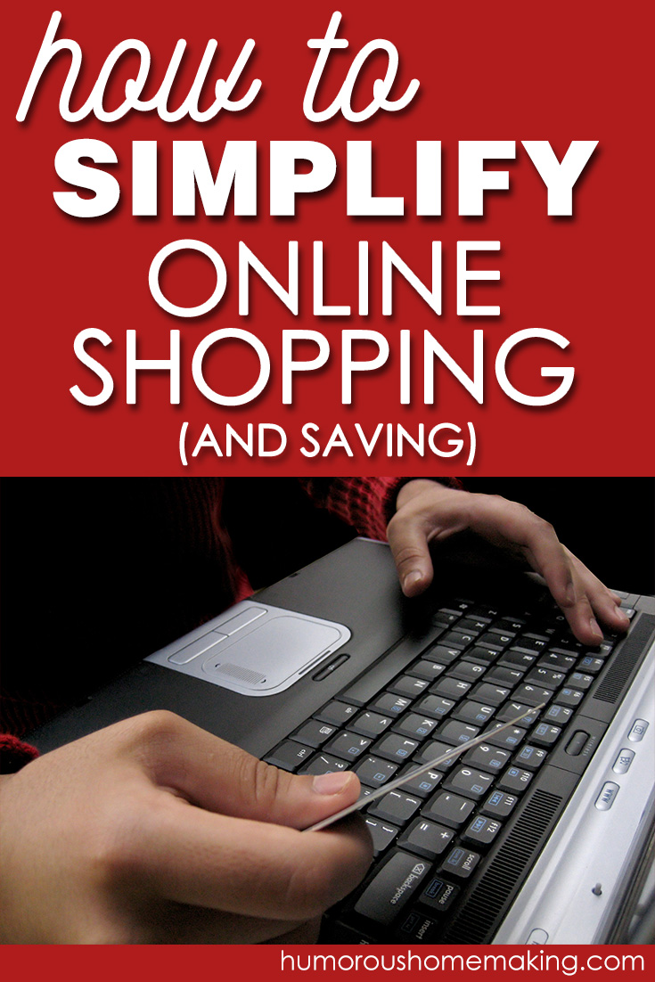 how to simplify online shopping