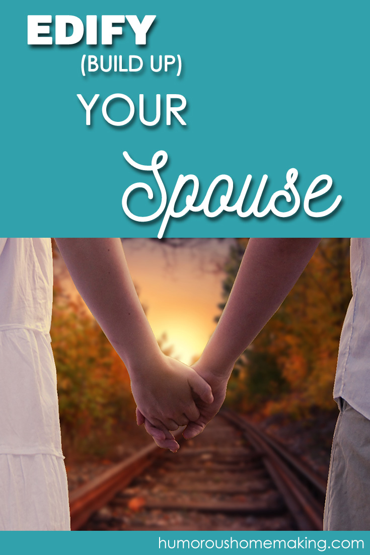 edify your spouse