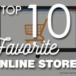 favorite online stores