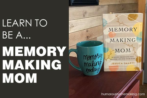 memory making mom book review