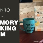 memory making mom book review