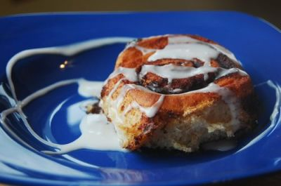 Cream Cinnamon Rolls