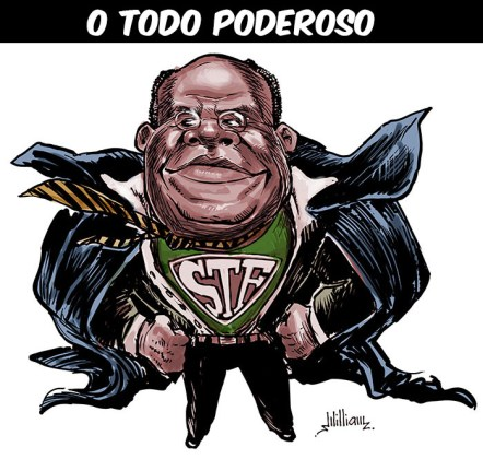 O Super Joaquim Barbosa