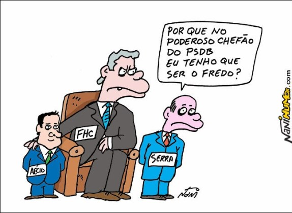 Poderoso Chefão do PSDB