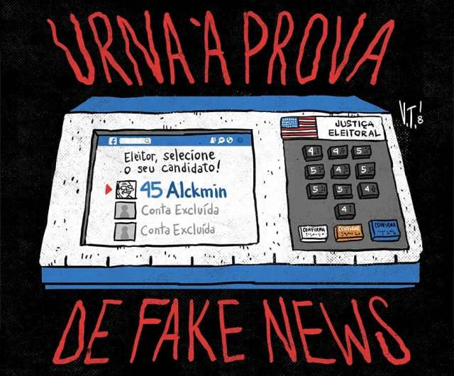 Urna à prova de Fake News