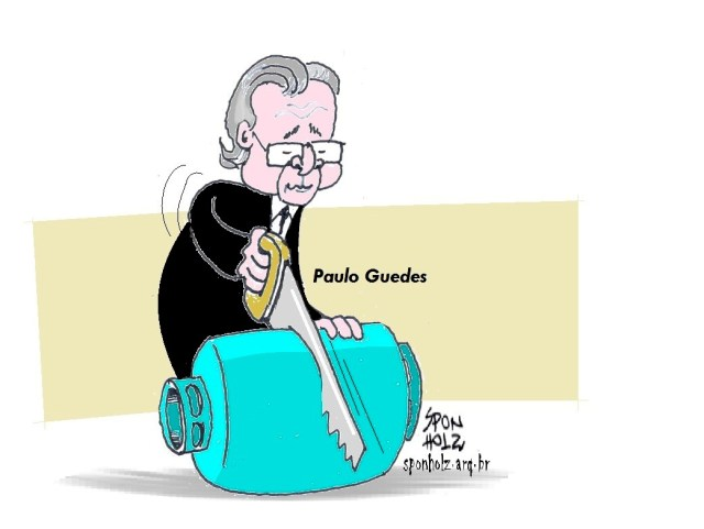 Promessa do Paulo Guedes