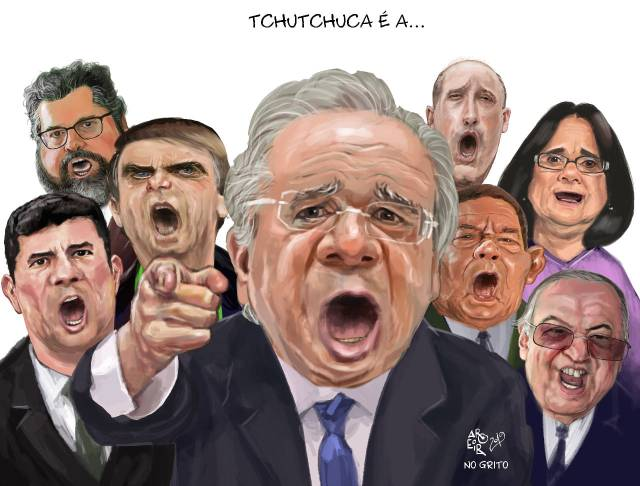 Paulo Guedes Tchutchuca