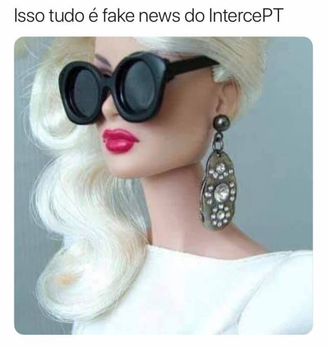 Meme Barbie Fascista