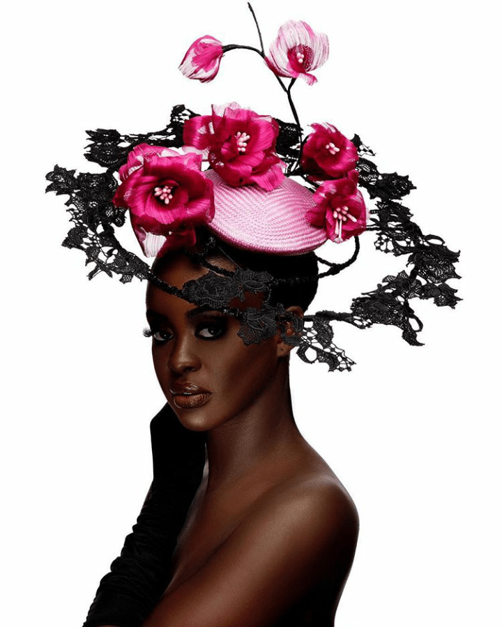 How to choose the right fascinator for your face shape, hair style and outfit