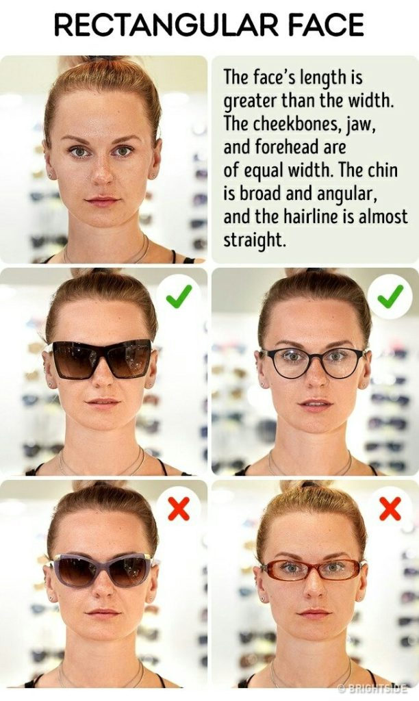 5e108bb955 The Perfect Sunglasses For Your Face Shape - Expert Fashion Guide
