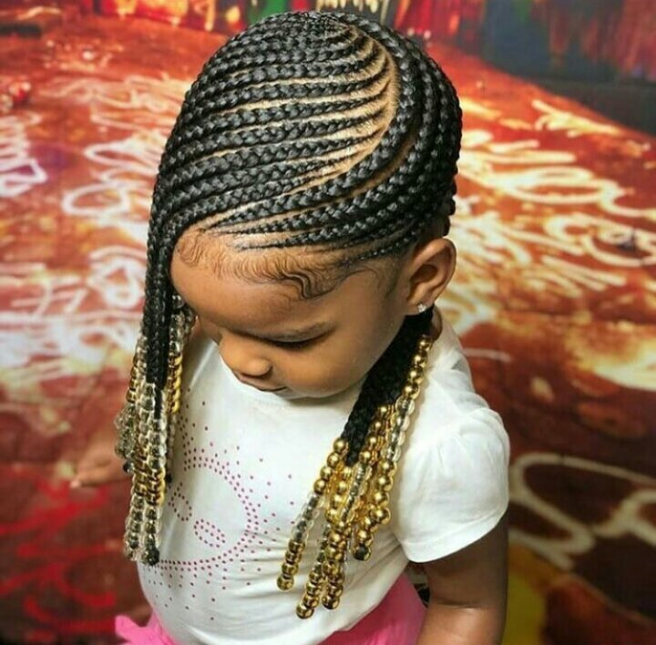 Terrific Latest New Year Hairstyle 2019 Catalogue Braids Curly Hair Natural Hairstyles Runnerswayorg