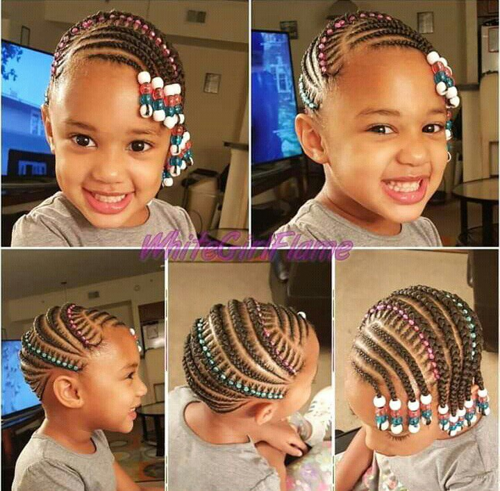 9 Cute Braids For Kids , Kids Hairstyle Easter 2019 Collection