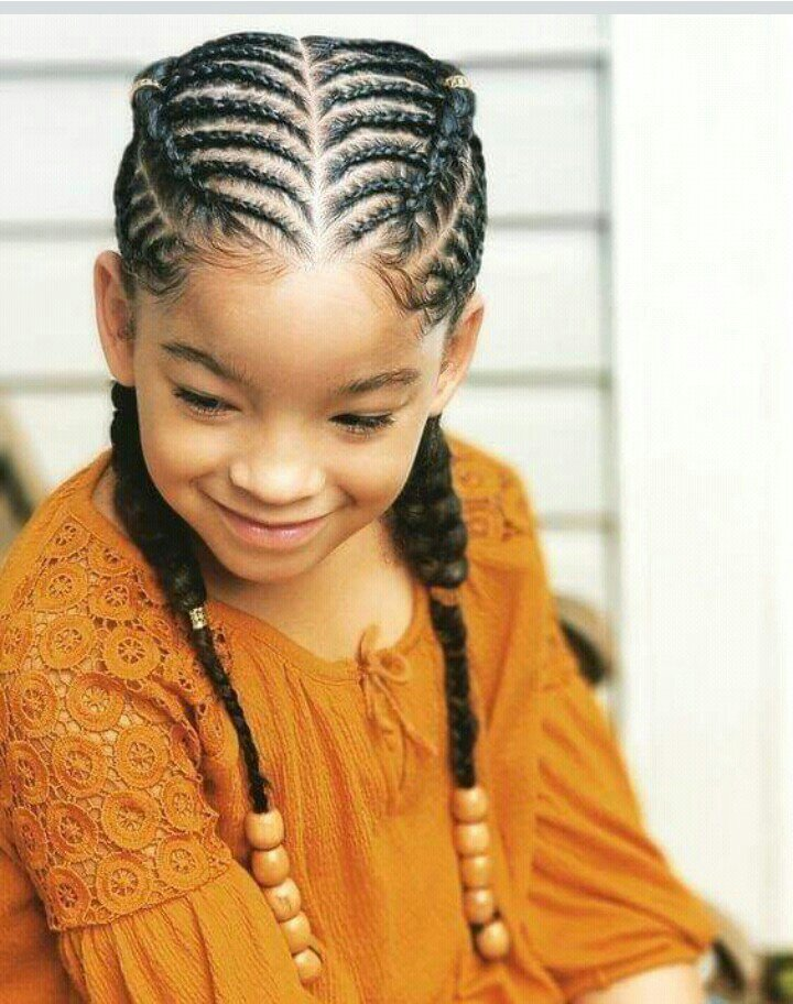 9 Cute Braids For Kids Kids Hairstyle Easter 2019 Collection