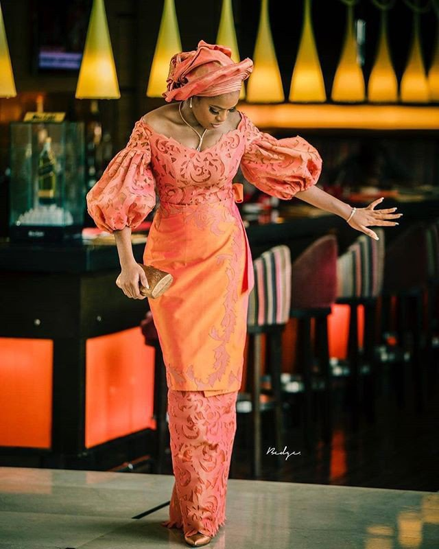 Aso Oke styles for wedding