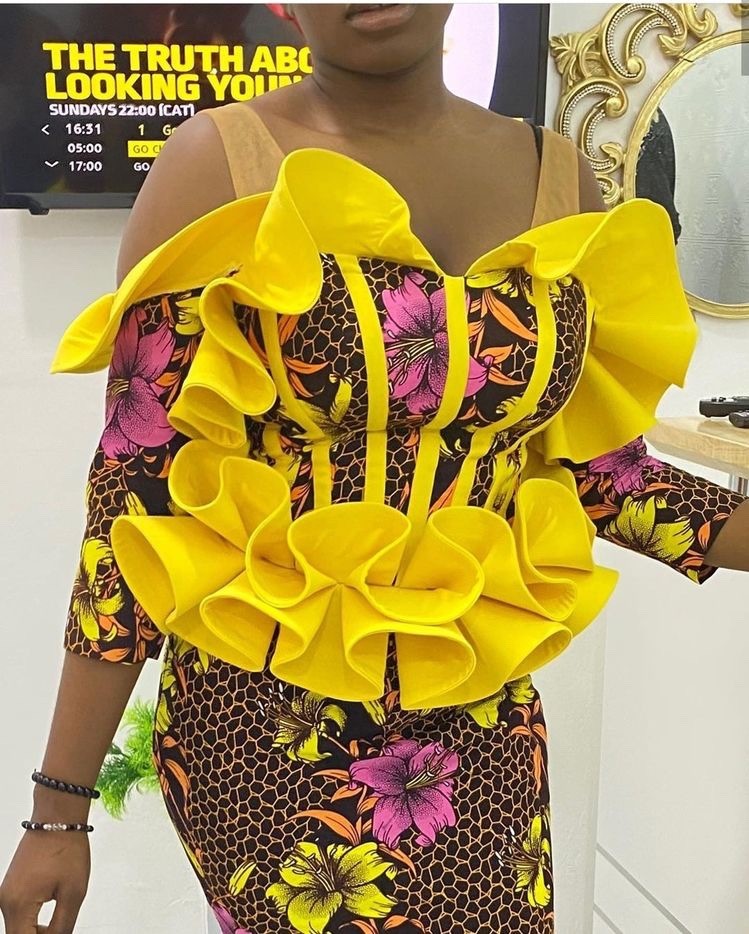2021 Ankara styles for ladies