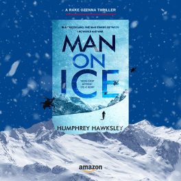 Man on Ice Paperback