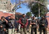 تنگی کچہری دھماکا ؛ حملہ آوروں کے 3 مشتبہ سہولت کار گرفتار