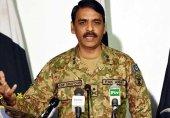 دھرنے سے متعلق حکومت کے فیصلے پر عمل ہو گا: میجر جنرل آصف غفور