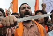 انڈیا: مسلمانوں میں تھوڑا خوف پھیلانا تو ضروری ہے