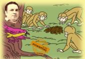 سچی مکھ پنچھی اور عظیم بندروں کی کہانی