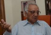 ممتاز دانشور اور بائیں بازو کے عظیم رہنما عابد حسن منٹو کا خصوصی انٹرویو (3)