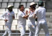 ویسٹ انڈیز میں ٹیسٹ سیریز جیت کر پاکستان نے تاریخ رقم کر دی