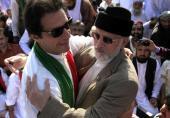 عدالت نے عمران خان اور طاہر القادری کی جائیداد ضبط کرنے کا حکم دے دیا