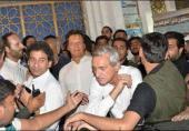 عمران خان کو لعل شہباز قلندر کے مزار پر حاضری سےروک دیا گیا