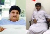 خالد نے وزن کیسے کم کیا؟